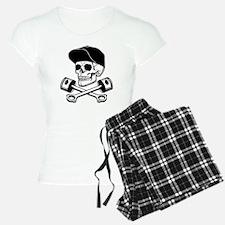 SKULL & PISTONS Pajamas