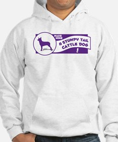 Make Mine Stumpy Hoodie