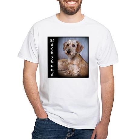 Dachshund Puppies White T-Shirt