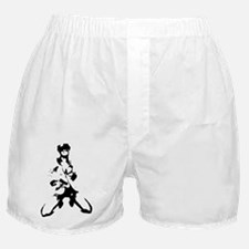 POLICE WOMAN Boxer Shorts