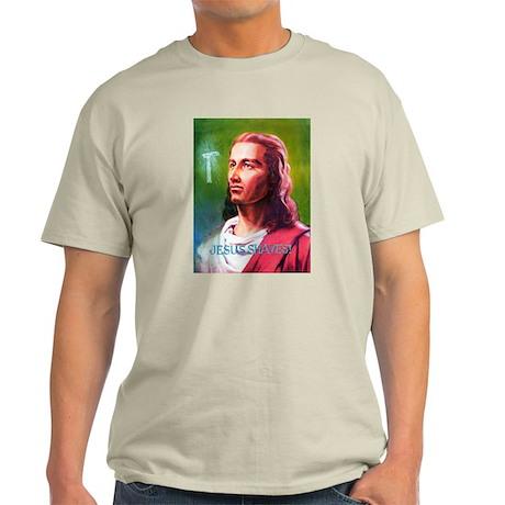 Jesus Shaves! Light T-Shirt