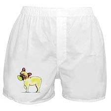 Sporty Frenchie Boxer Shorts