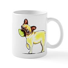 Sporty Frenchie Mug