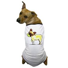 Sporty Frenchie Dog T-Shirt