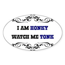 I Am Honky Decal