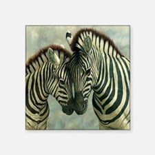 Zebras Sticker