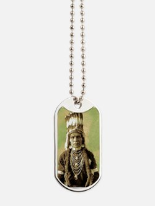 Peo-peo-ta-lakt, Nez Perce Dog Tags