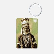 Peo-peo-ta-lakt, Nez Perce Keychains