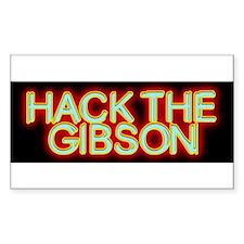 hack_bumper Bumper Stickers