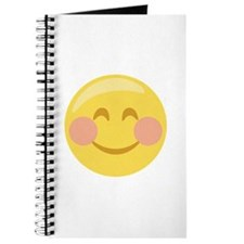 Smiley Face Emoticon Journal