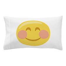 Smiley Face Emoticon Pillow Case