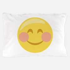 Smiley Face Emoticon Pillow Case