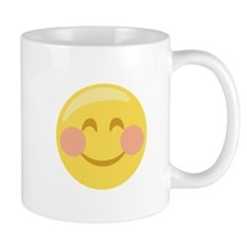 Smiley Face Emoticon Mugs