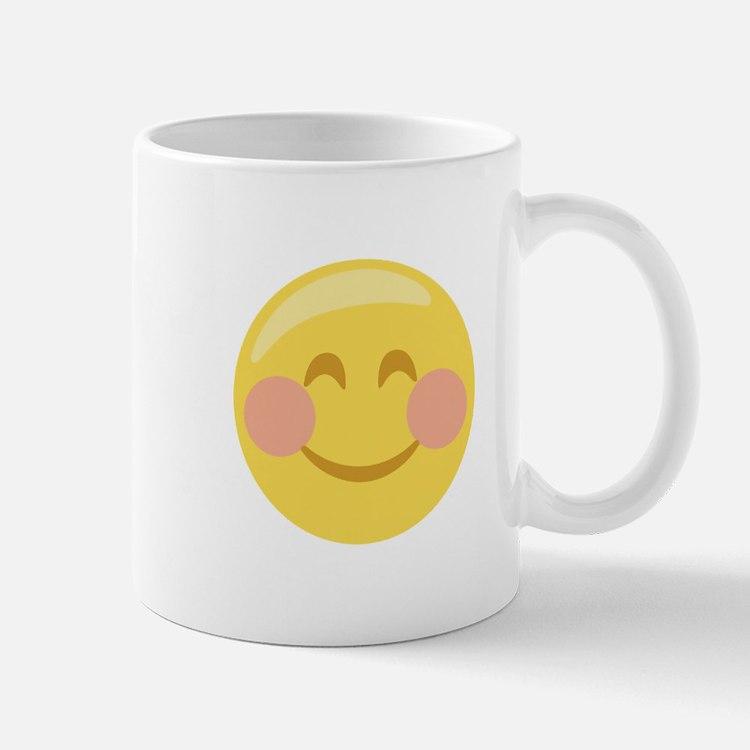 Smiley Face Emoticon Mugs