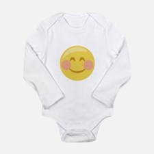 Smiley Face Emoticon Body Suit