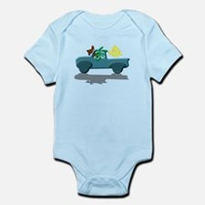 Road Trip Infant Bodysuit