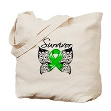 Survivor Cerebral Palsy Tote Bag
