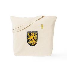 No 1 Golden Leopards Kit Tote Bag