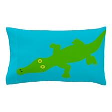 Gator Pillow Case
