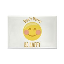 Dont Worry Be Happy Magnets