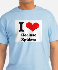 I love recluse spiders T-Shirt