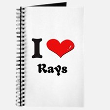 I love rays Journal