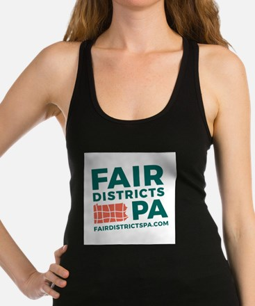 Fair Districts PA Tank Top