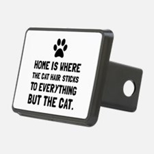 Cat Hairs Sticks Hitch Cover