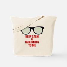 Nerdy_Simple_final Tote Bag