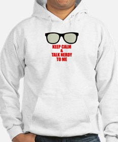 Nerdy_Simple_final Hoodie