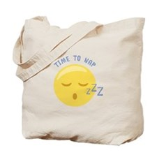 Time to Nap Tote Bag
