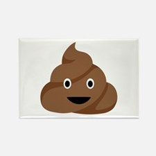 Poop Emoticon Magnets