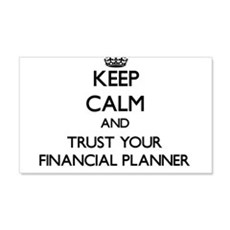 Keep Calm and Trust Your Financial Planner Wall De