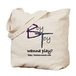 Boy Toy Classic Tote Bag