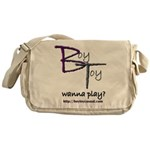 Boy Toy Classic Messenger Bag