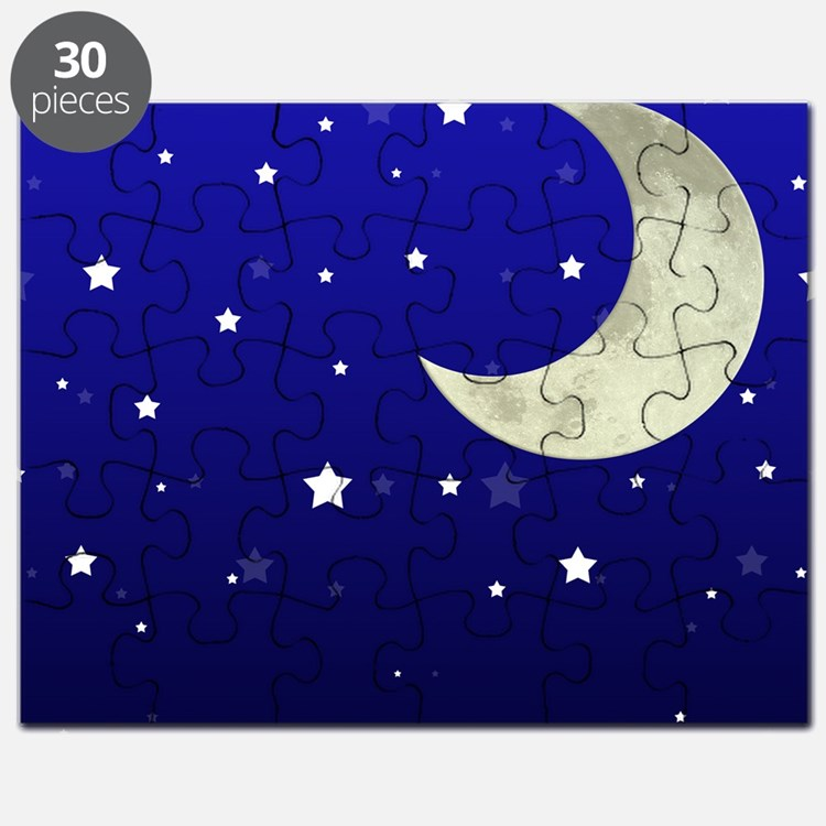 Moon and Stars Puzzle