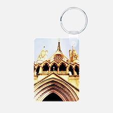 london abbey 1 Keychains