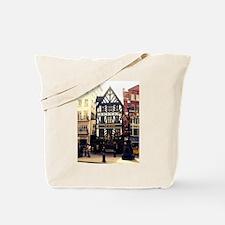 London Squash Tote Bag