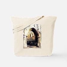 london abbey 3 Tote Bag