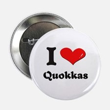 I love quokkas Button