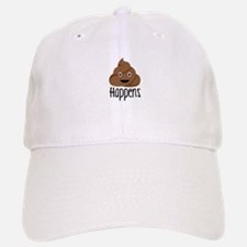 Crap Happens Baseball Cap