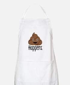 Crap Happens Apron