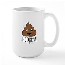 Crap Happens Mugs