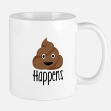 Crap Happens Mugs
