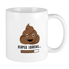 Diaper Loading Mugs