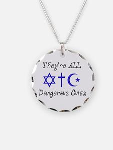 Dangerous Cults Necklace
