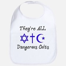 Dangerous Cults Bib