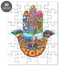Micah Hamsa (2) Puzzle