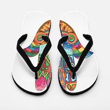 Micah Hamsa (2) Flip Flops