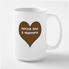 mocha and a mystery Mugs